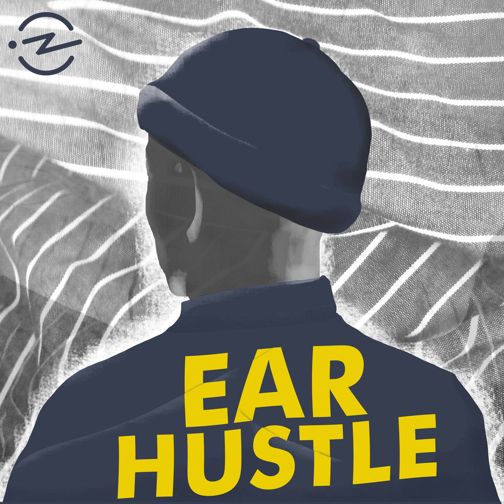 Image result for ear hustle podcast