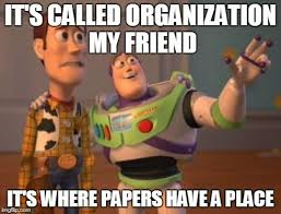Image result for memes clean up organization